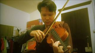 ยังไงก็ไม่ยักษ์ Violin cover by เจ้า