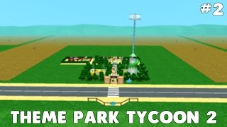 Intense Rides!   Theme Park Tycoon #2   Roblox
