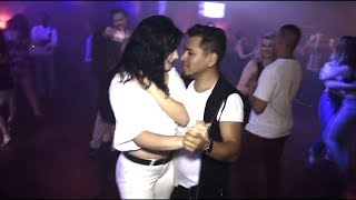 Despacito dance in a club || luis fonsi (salsa version)