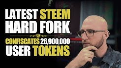 "Justin Sun's Steemit Latest Hard Fork Seizes $5M In ""Hostile' User Funds!"