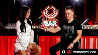 Anzheli  в Comedy club, интервью с Ильей  Соболевым в Comedy Bar.
