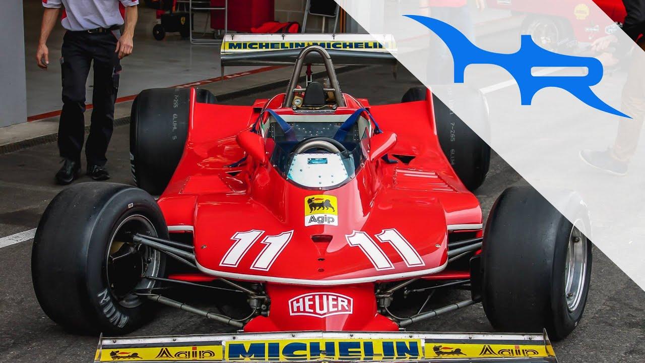 Ferrari f1 5