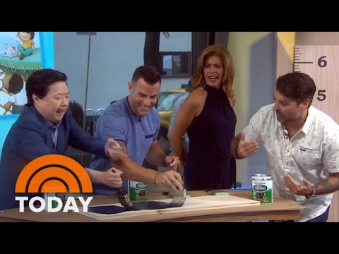'The Cousins' Show Hoda And Ken Jeong What To Do With A Toolbox | TODAY