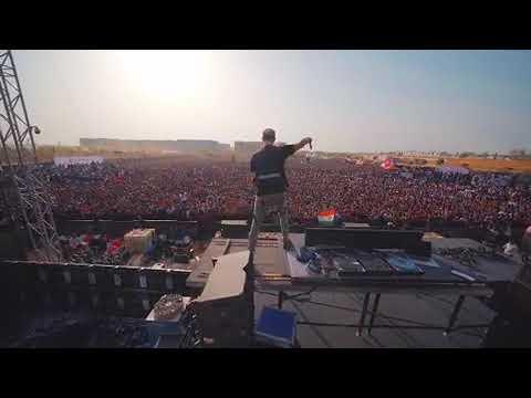 DJ SNAKE crowd control | India | Delhi