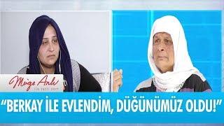 """Yenigül:""""Berkay ile evlendim, düğünümüz bile oldu!""""- Müge Anlı İle Tatlı Sert 2 Nisan 2018"""