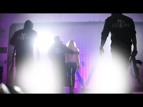 RAUL x ÁBRAHÁM - TŰZ (Official Music Video)