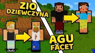ZAMIANA RÓL - Minecraft Skin - Narysuj siebie!
