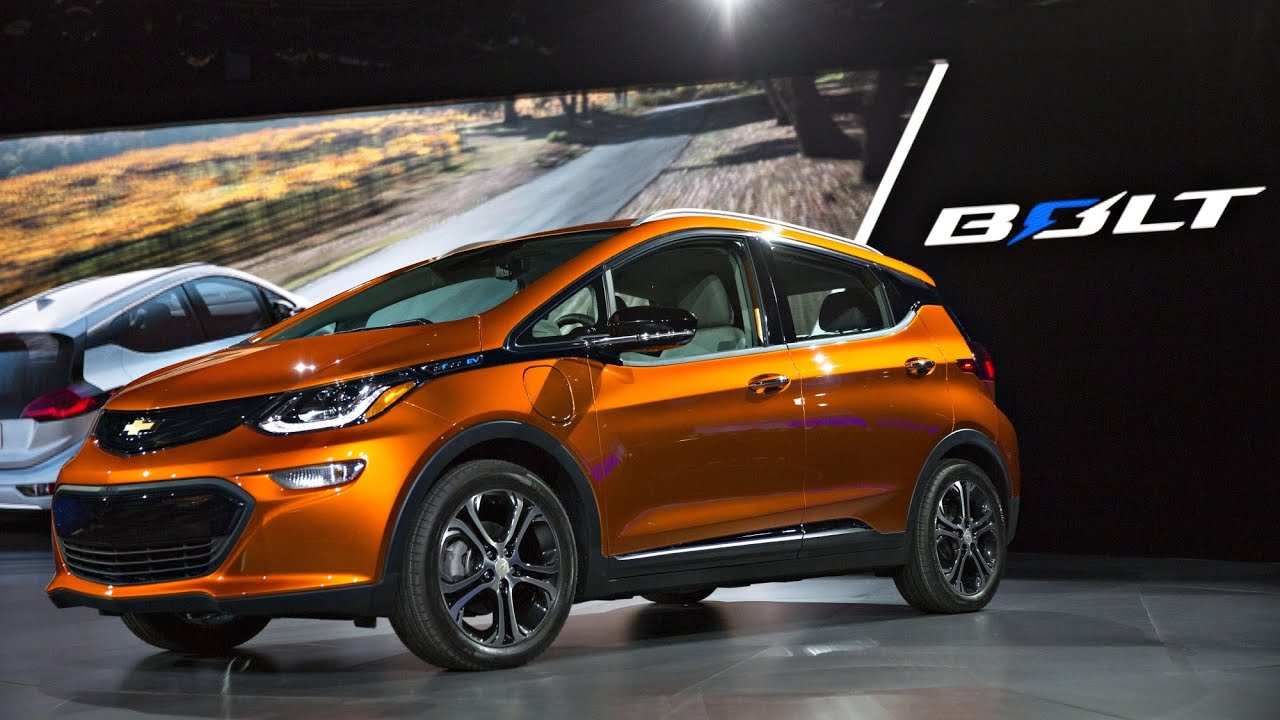GM CEO: New Bolt Is First Affordable EV With 200-Mile Range - YouTube