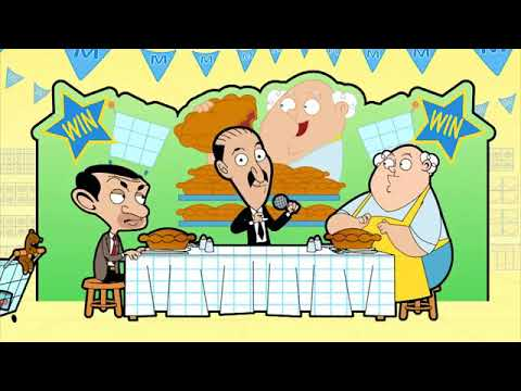 Download Mr Bean Animated  Series 2 Episode 10  All You Can Eat  Mr  Bean Official Cartoon