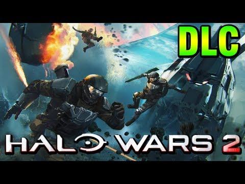 Halo Wars 2 | Nuevas Misiones de Campaña | Operación Rompelanzas COMPLETA