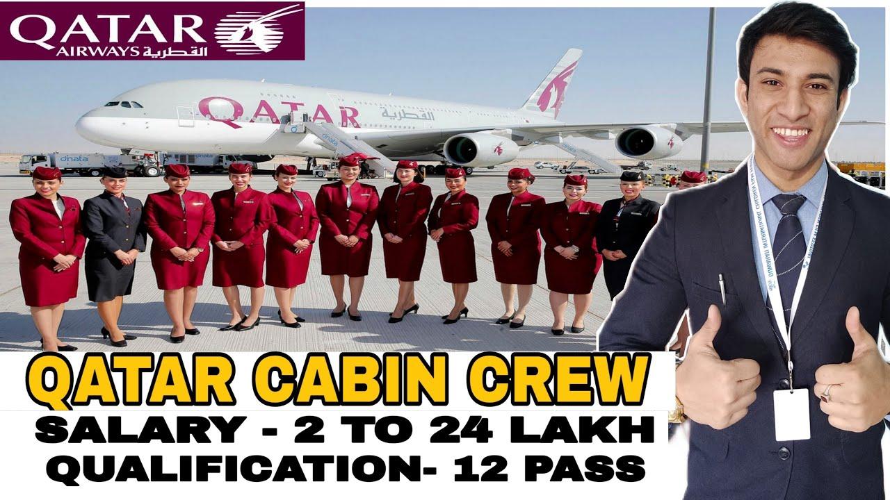 Qatar Airways   New jobs in Qatar Airways 🔥  Cabin crew and Ground Staff   Jet Airways  