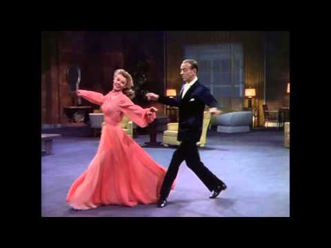 Fred Astaire and Vera Ellen   Thinking of you dancing