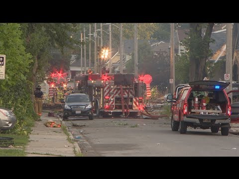 7 homes destroyed in London, Ont., gas explosion