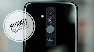 Huawei Mate 20 Lite - Présentation et déballage du dernier né de la famille.
