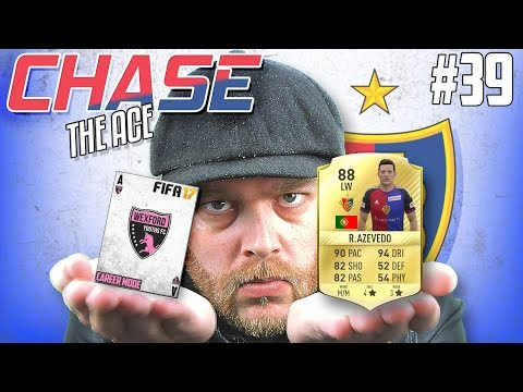 CHASE THE ACE - Fifa 17 Career Mode - A Fifa 17 Experiment Gone Wrong! - EP 39