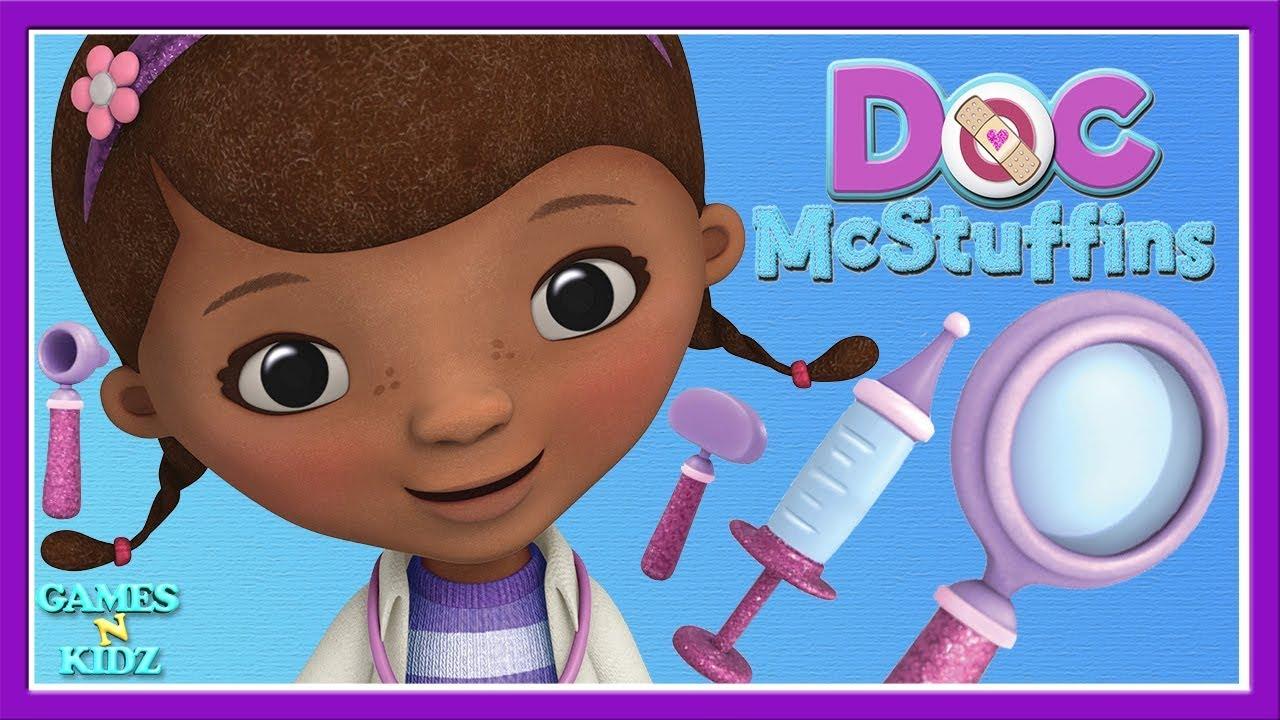Doc Mcstuffins Toy Animal Check Up Pet Vet Care