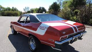 1970 chevy nova yenko red for sale at www coyoteclassics com