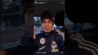Marcos Lazaga 'dispara' contra Iván Torres