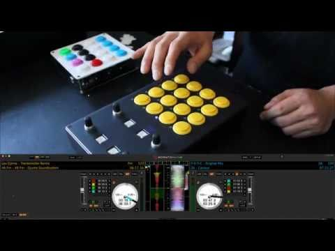 serato midi fighter