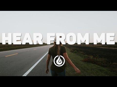 Lexxmatiq & NGO - Hear From Me (ft. Ameria) (Jonas Hahn Remix) [Lyrics Video] ♪