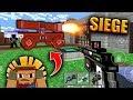 Pixel Gun 3D Siege(GamePlay)