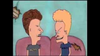 "BEAVIS & BUTTHEAD DEUS ""SUDS & SODA"" MUSIC VIDEO"