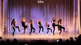 Отчётный концерт Школы танцев