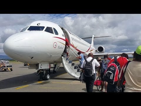 My Travel to Papua New Guinea