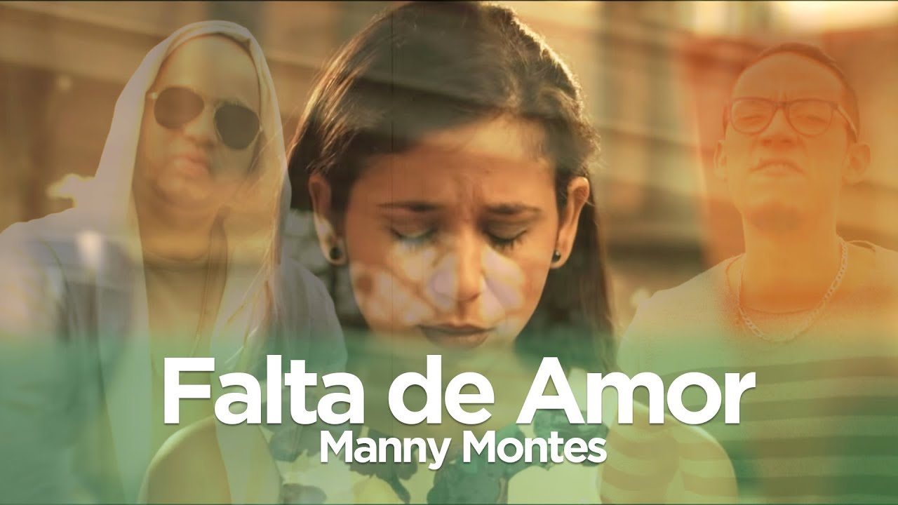 Manny Montes ft Vaes - Falta Amor (Video Oficial)