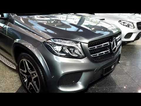 Презентация Mercedes GLC