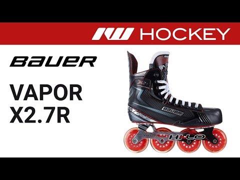 Tour Fish Bonelite Pro Roller Hockey Skate Review Youtube