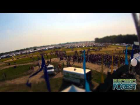 Electric Forest 2012 - Timelapse HD