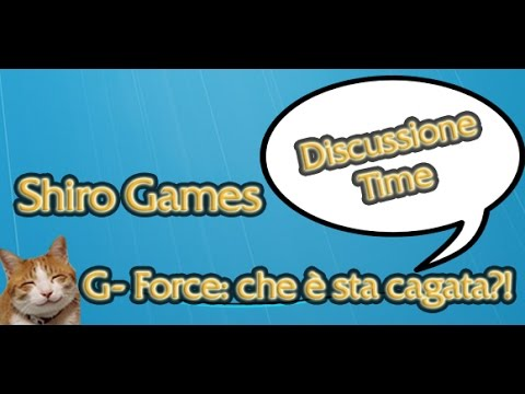 Discussione Time – GeForce: Ma che è sta cagata?! (GeForce Assist)