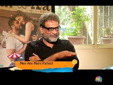Rapid Fire With R Balki On Weekender