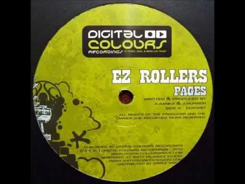 EZ Rollers -  Pages