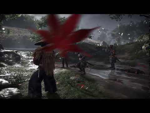 Ghost of Tsushima - Improved Combat