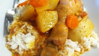 How To Make Authentic Arroz con Pollo Guisado - Puerto Rican Recipe