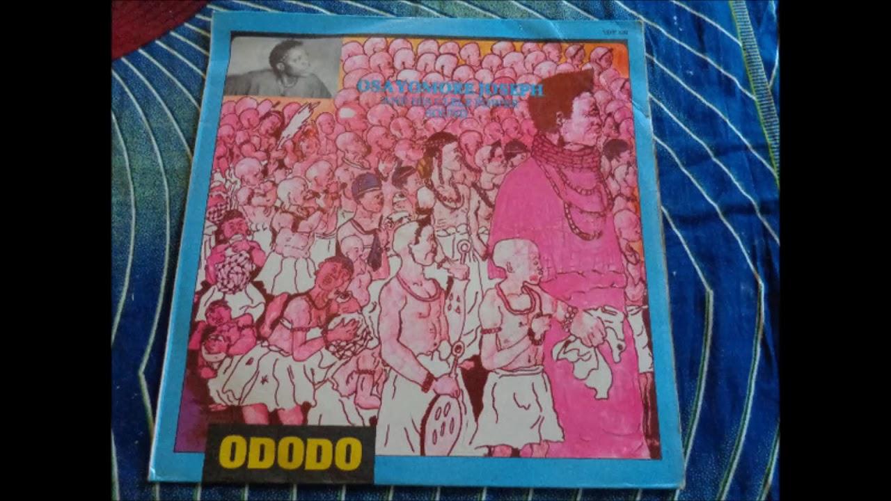 Osayomore Joseph And The Ulele Power Sound ebiebiso
