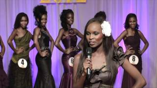 Miss World Kenya 2012 SHOW FINALE Part Two