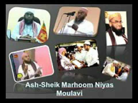 Niyas moulavi in comedy