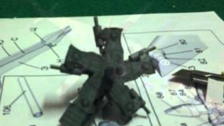 Proses mi 6 papercraft helicopter
