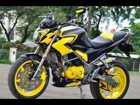 Cah Gagah | Video Modifikasi Motor Honda CB150R Keren Terbaru