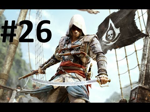 Assassin's creed IV black flag | Charles Vane | Let's Play | Díl #26 | CZ/SK