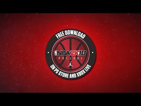 NBA 2K18 - The Prelude Trailer
