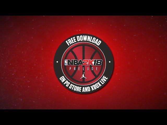 NBA 2K18 Video 2