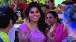Huge Punjabi Sangeet in Michigan DJ VIC Music For All 2012