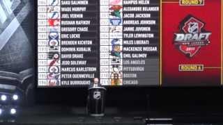 Devils draft Anthony Brodeur