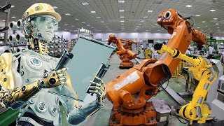 Will Machines Replace Humans? Will Robots Take Over Our Jobs? Technology Advancement shows no sign of slowing.