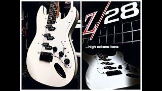 Custom Build Guitars Z28 Model