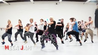 Burnin' Up ... Jessie J ft. 2 Chainz choreography by Jasmine Meakin (Mega Jam)